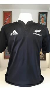 Camisa Seleção Nova Zelandia Maori All Blacks Rugby adidas