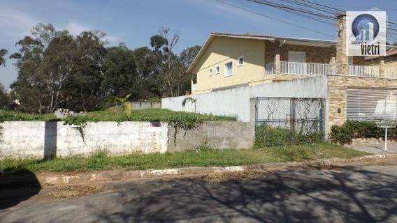 Terreno Residencial À Venda, Parque Dos Príncipes, São Paulo. - Te0360