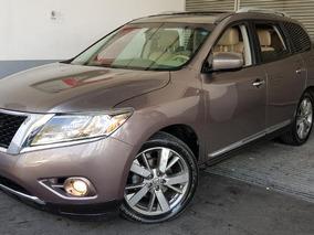 Nissan Pathfinder 5p Exclisive V6/3.5 Aut