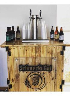 Alquiler Chopera 20lt 30lt Y 50lt Cerveza Artesanal