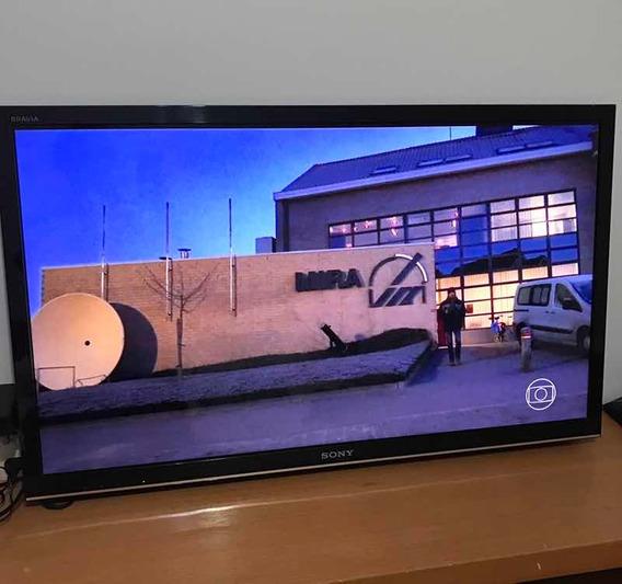 Tv Lcd Sony 40 Polegadas. Muito Nova!