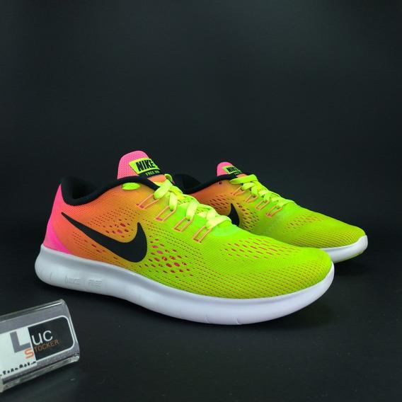 Tênis Nike Free Rn Oc Olympic Running Original