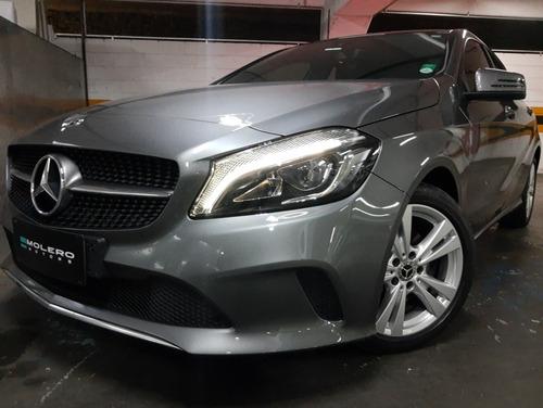 Imagem 1 de 12 de Mercedes-benz Classe A 2018 1.6 Turbo Flex 5p