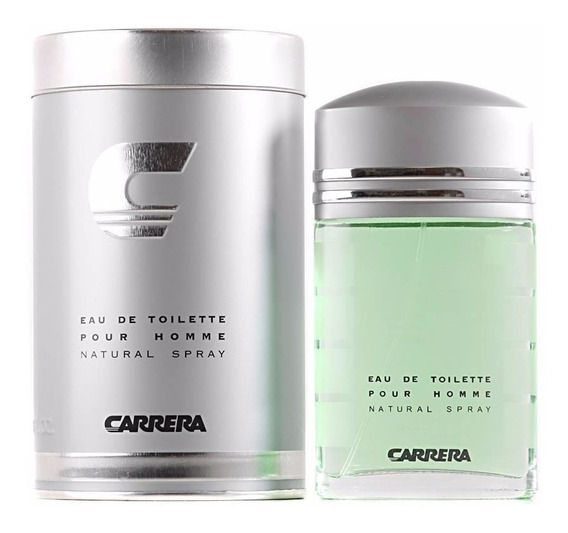 Perfume Carrera 100ml Pour Homme Made In Italy Original !!!!
