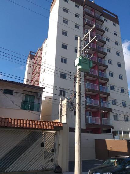 Apartamento Em Vila Curuçá, Santo André/sp De 56m² 2 Quartos À Venda Por R$ 290.000,00 - Ap558240