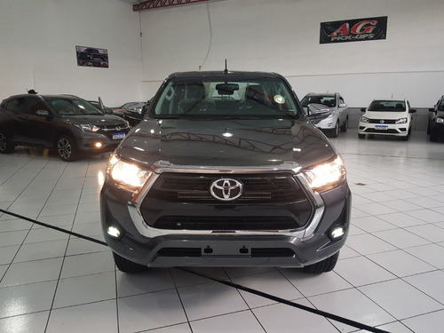Toyota Hilux Srv 4x4 Turbo Diesel At Zero Km 2020/2021