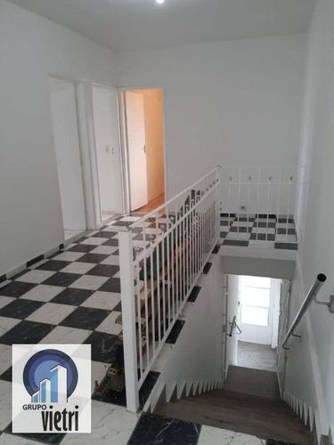 Imagem 1 de 13 de Casa Para Alugar, 120 M² Por R$ 2.350,00/mês - Pirituba - São Paulo/sp - Ca1116