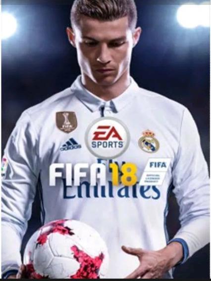 Fifa 18 Xbox 360 Midia Digital