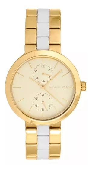 Relógio Michael Kors Feminino Garner - Mk6472