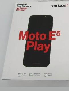 Motorola Moto E5 Play Verizon