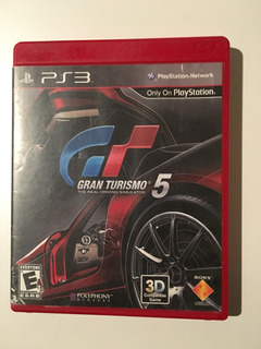Gran Turismo 5 Juego Ps3