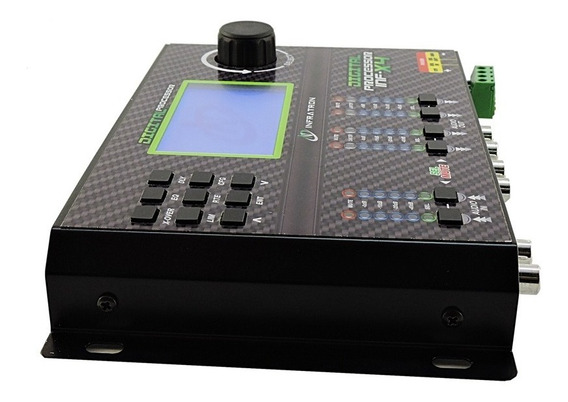 Processador Digital Infratron