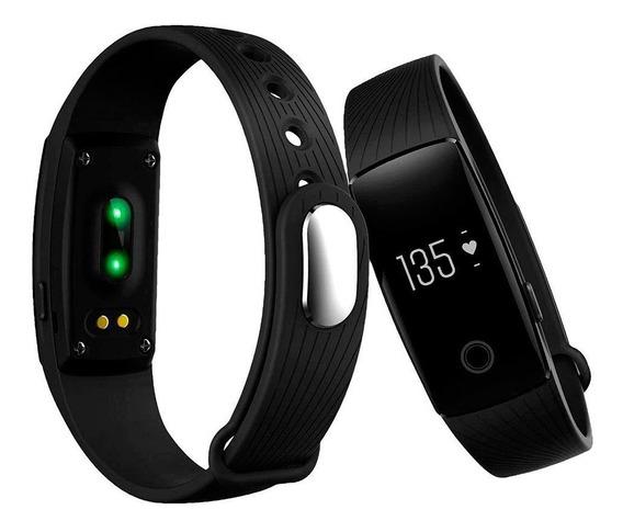 Relógio Easy Mobile Pulseira Fitness Ultra Fit Hr P17 Origin