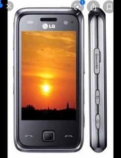 Celular LG Gm 750
