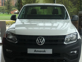 Volkswagen Amarok Cabina Sencilla Chasis 2019/2020*