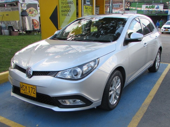 Mg 5 Hatch Back