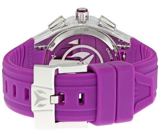 Reloj Technomarine Nuevo Garantia Sumergible Malla De Regalo