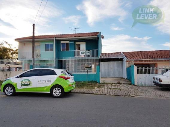Sobrado Com 3 Dormitórios Para Alugar, 116 M² Por R$ 1.380,00/mês - Roça Grande - Colombo/pr - So0137