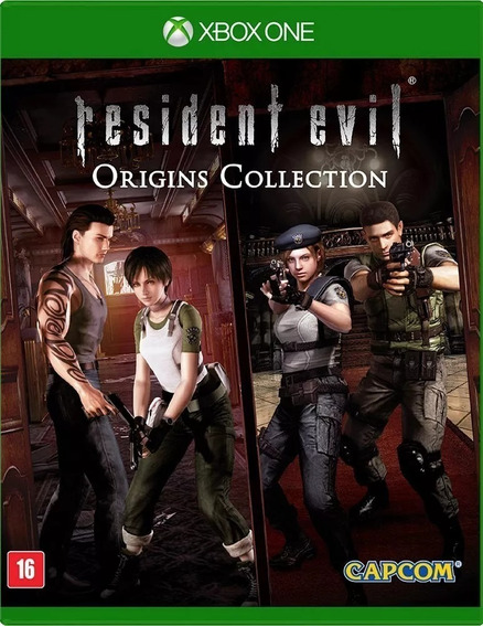 Resident Evil - Origins Collection - Xbox One Midia Fisica