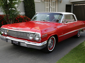 Chevrolet/gm Impala Ss 1963