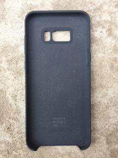 Funda Silicone Silicona Cover Original Samsung S8 Plus