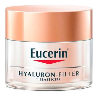 Crema Eucerin Hyaluron Filler + Elasticity Dia Fuerza X50ml