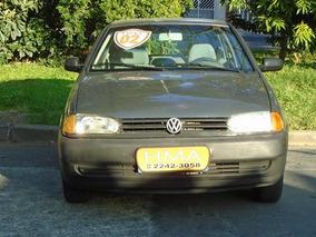 Vw Gol 1.0 Mi Special 8v Gasolina 2p 2002