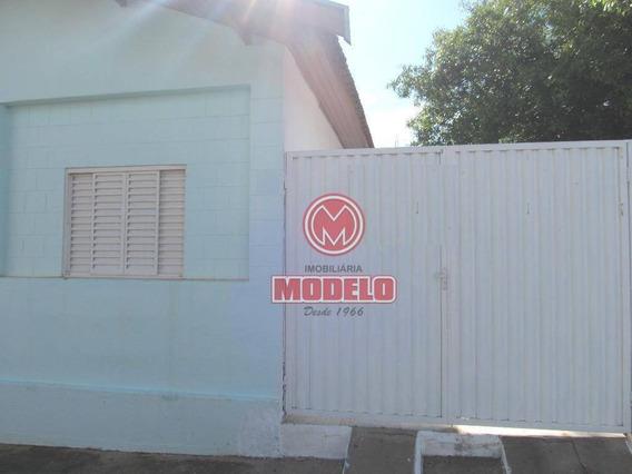 Casa Com 1 Dormitório Para Alugar, 32 M² Por R$ 750,00/mês - Vila Independência - Piracicaba/sp - Ca2336