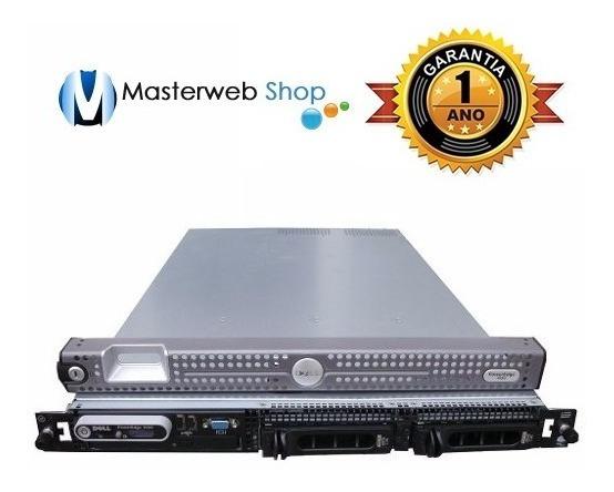 Servidor Dell Poweredge 1950 + 64gb +2xquad + 1tb + Garantia