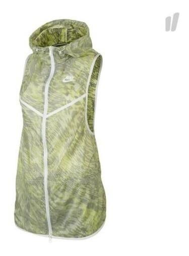 Colete Nike Tech Vest C/ Capuz - Treino / Corrida 645023 702