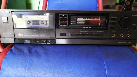 Tape Deck Technics Mod. Dbx Rs- B 207