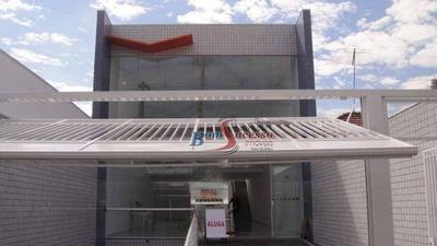 Salão Comercial Para Venda E Locação, Mooca, São Paulo. - Sl0136
