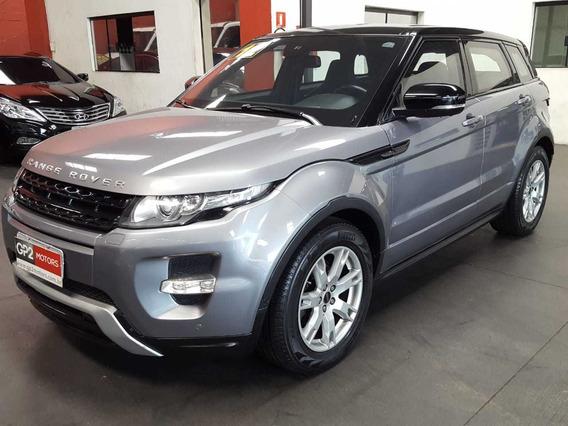 Land Rover Evoque 2.0 Si4 Dynamic Tech 2012 (( Blindado ))