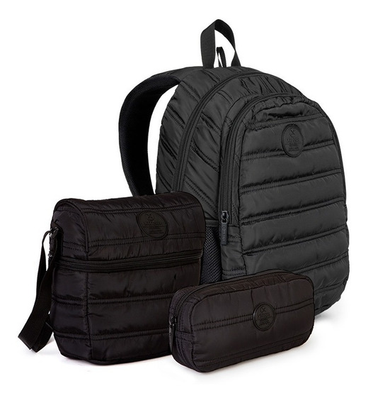 Mochilas Packs Mega Pack Negro Samsonite