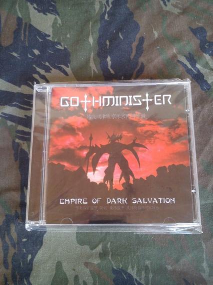 Gothminister - Empire Of Dark Salvation Cd (novo)