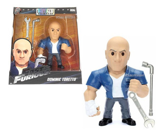 Rapido Y Furioso Toretto Figura Metals 15 Cm Diecast Jada