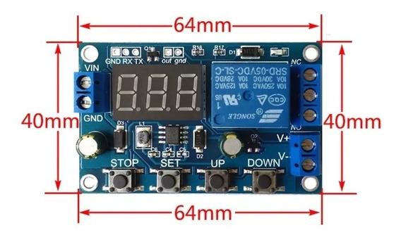 Placa Relé P Automação Solar(bateria/ Eletrobras)