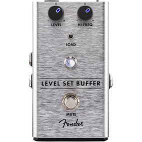 Pedal Fender Level Set Buffer + Nf E Garantia