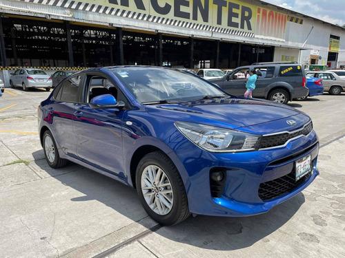 Imagen 1 de 15 de Kia Rio 1.6 Lx Sedan Std 5 Vel Ac 2018