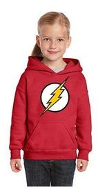 Sudadera Flash, Dc Comics, Super Heroes, Sudaderas Niñas