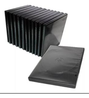 Estuche O Caja De Dvd Hay Solo 50 O 55 Estuches.