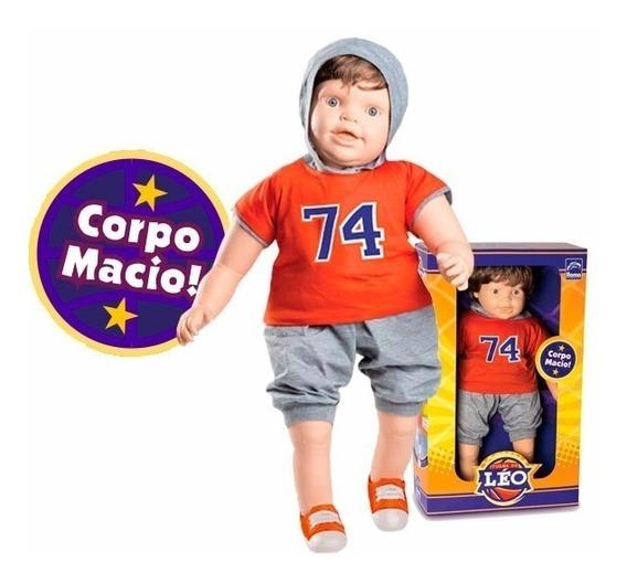 Boneco Realista Turma Do Leo - Roma 5031