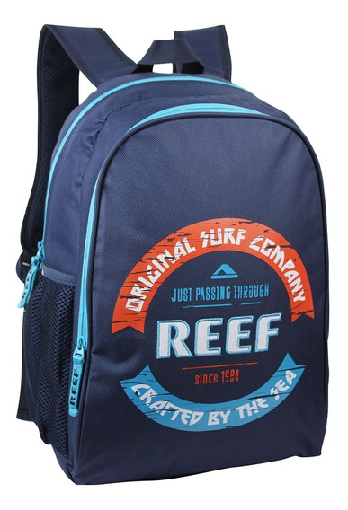Mochila Reef Original Bordada Estampada C Modelo2017