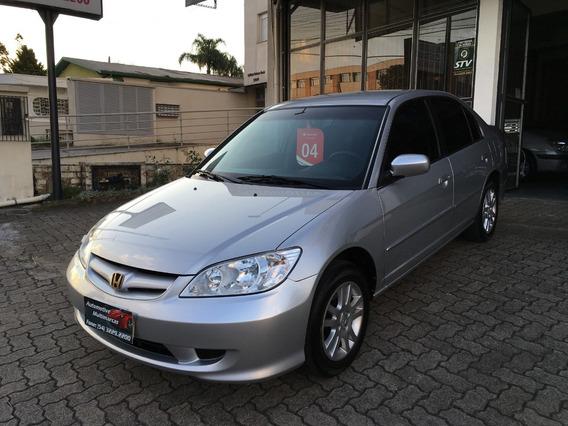 Civic Lx 1.7 Automático **único Dono