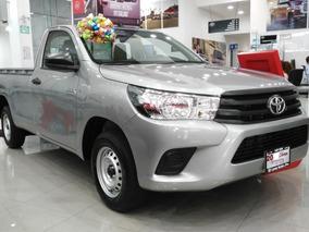 Toyota Hilux 2.7 Cabina Sencilla Mt Nueva 2019