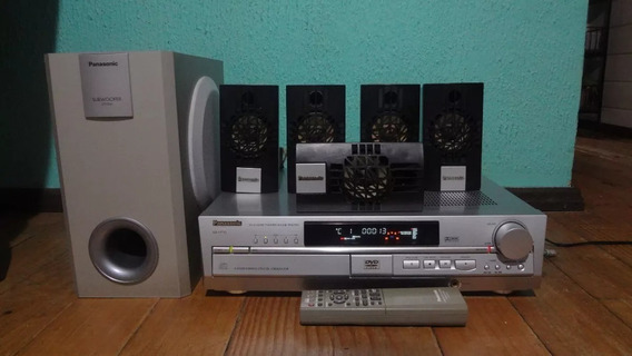 Receiver Home Theater Panasonic Sa - Ht70