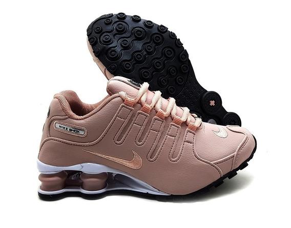 Tenis Nike Shox Nz 4 Molas Promoção Envio Já