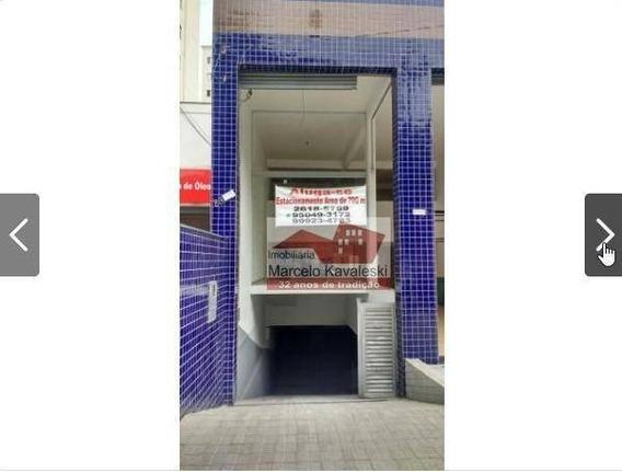 Galpão Para Alugar, 790 M² Por R$ 5.500/mês - Saúde - São Paulo/sp - Ga0265