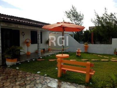 Casa Em Praia Do Quintão Com 4 Dormitórios - Vr29404