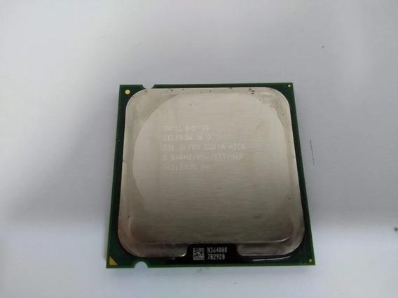 Processador Intel Celeron D 2.66 Ghz Socket 775